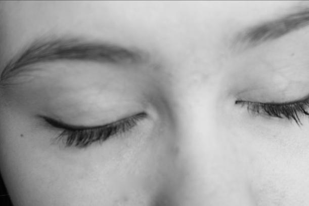 eyes-closed