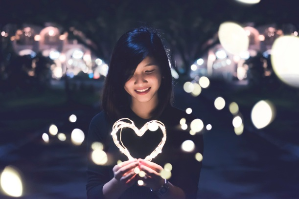 woman-with-light-heart